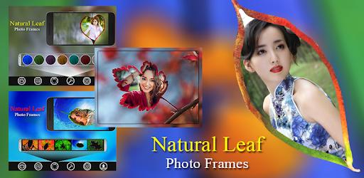 Приложения в Google Play – Natural Leaf Photo Editor Frames
