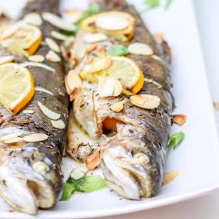 Baked Trout Recipes.