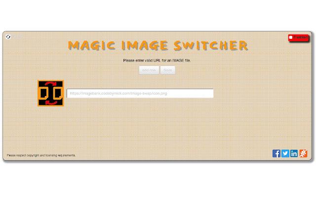 Magic Image Switcher
