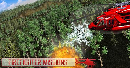 直升机救援911救援