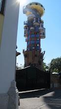 Photo: Hundertwasser Turm