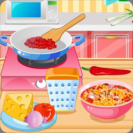 ラザニアスープ・クッキングゲーム 休閒 App LOGO-APP開箱王