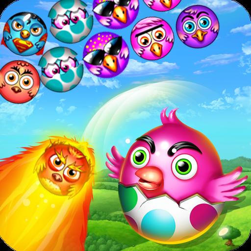 泡泡鳥至尊 休閒 App LOGO-APP試玩