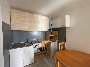 Studio meublé 23,79 m2