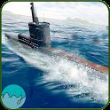 Russian Submarine - Navy Battle Cruiser Combat icon