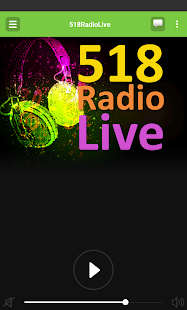 518RadioLive- screenshot thumbnail