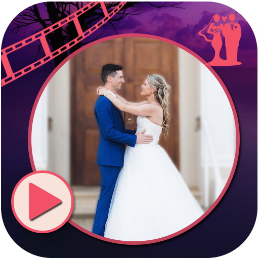 Marriage Video Maker With Song