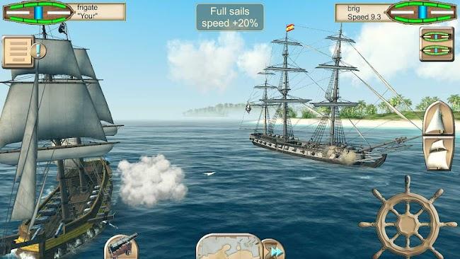 The Pirate: Caribbean Hunt- screenshot thumbnail