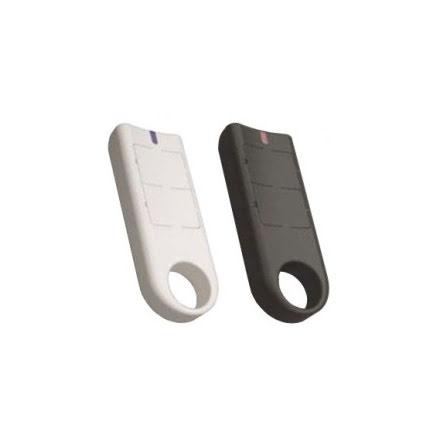RF KEY, portabel sändare för kontroll av RF ställdon, svart