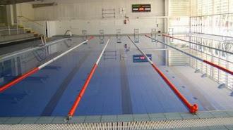 Imagen de una piscina.