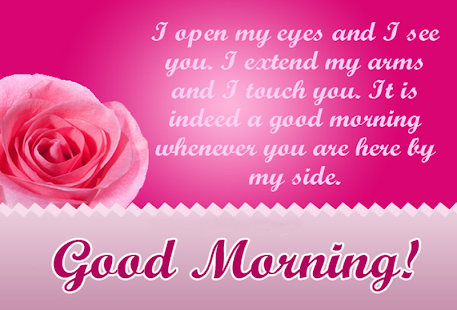 Love good morning quotes image apps on google play screenshot image m4hsunfo