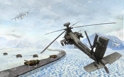Helicopter Simulator 3D Gunship Battle Air Attack 3.19 4