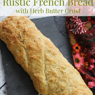Rustic Homemade French Bread