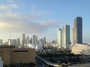 Photo: Miami skyline