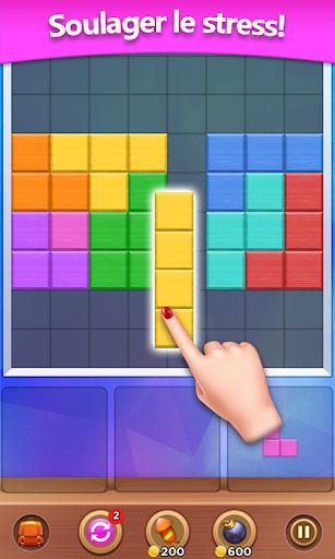 Code Triche Bloc de puzzle apk mod screenshots 2