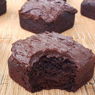 Double Dutch Cocoa Brownies