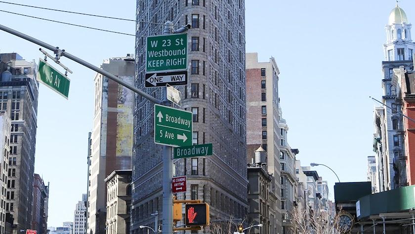 Imagen de archivo de Nueva York.