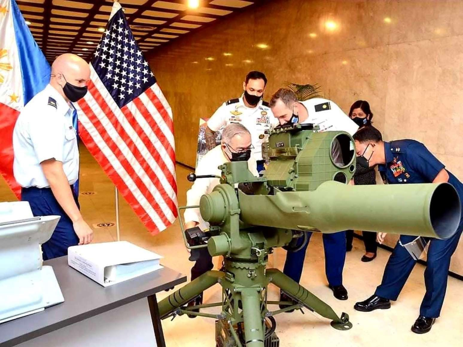USA provides $18 Million precision-guided missiles, renews pledge to defend Philippines