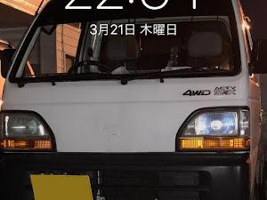 """アクティトラック  のカスタム事例画像 なおやん  @zeeyo""""sさんの2019年03月25日20:23の投稿"""