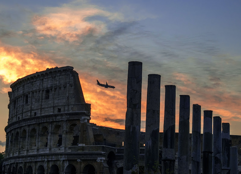 Destinazione Roma di irina sirbu