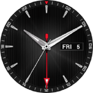 WorldClockWatchface APK screenshot thumbnail 1