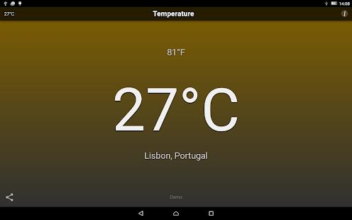 Temperature Free Screenshot 9