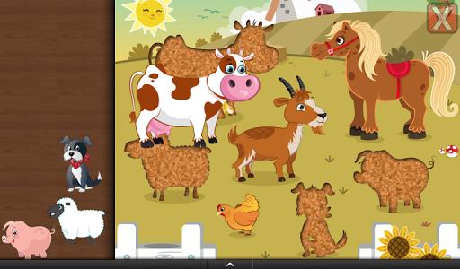 Animal Jigsaw Puzzle Toddlers 3.5 screenshots 18