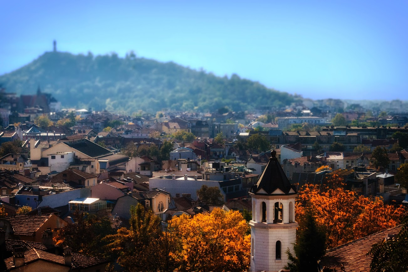 Plovdiv Sofia