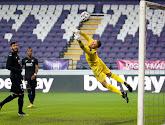 Timon Wellenreuther, homme du match face au Cercle : le portier d'Anderlecht a sauvé ses couleurs