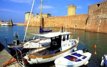 Photo: λιμάνι Λιβόρνο
