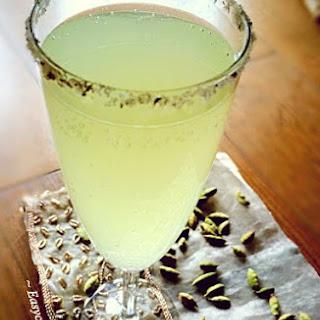 Cardamom-Rosemary Lemonade Spritzer