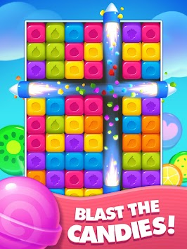 Candy Cube Blast - Free Crush Cookie Legend