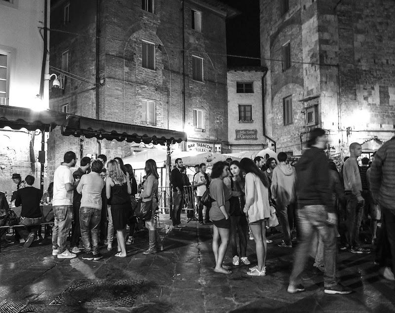 vita di piazza di Antonio Minuzzo