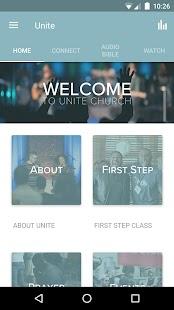 Unite Church - náhled