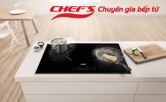 Sự thật bếp từ Chefs có tốt không?