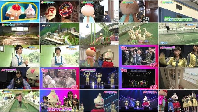 [TV-Variety] HKT48 – おとうさんといっしょ (2019.10.20)
