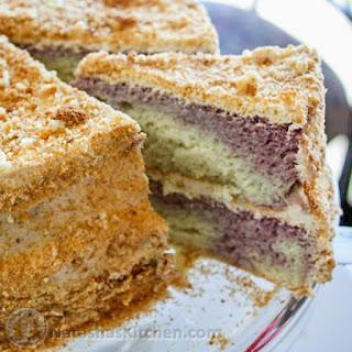 Biskvit; Russian Cake Recipe - Бисквит.