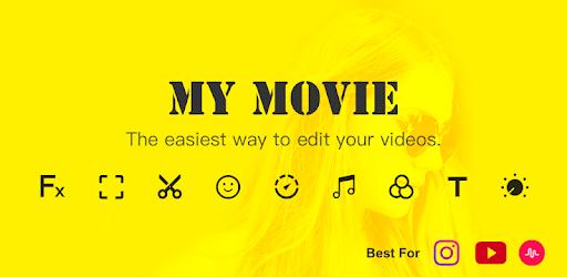 sur YT:  Éditeur vidéo pour Youtube et Video Maker – Mon film  infos