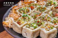 竹蓮臭豆腐
