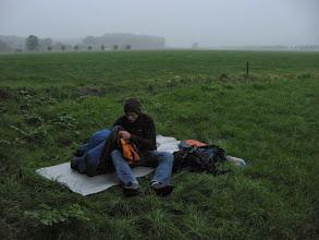 Photo: poranek ... gdzieś na polu :)