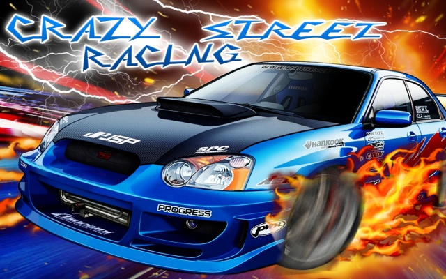 Crazy Street Racing