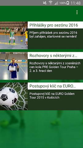 android Golden Tour Screenshot 2