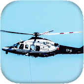 Police Helicopter Simulator 3D Android APK Download Free By I6 Games