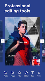 App Video Editor, Crop Video, Music, Effects APK for Windows Phone