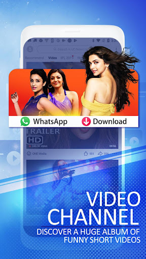 UC Browser u2013 Video Downloader, Watch Video Offline 12.11.5.1185 screenshots 1