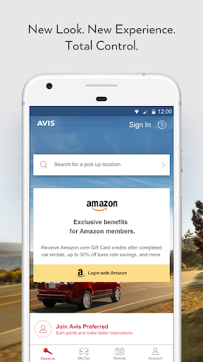 Avis Car Rental - Apps on Google Play