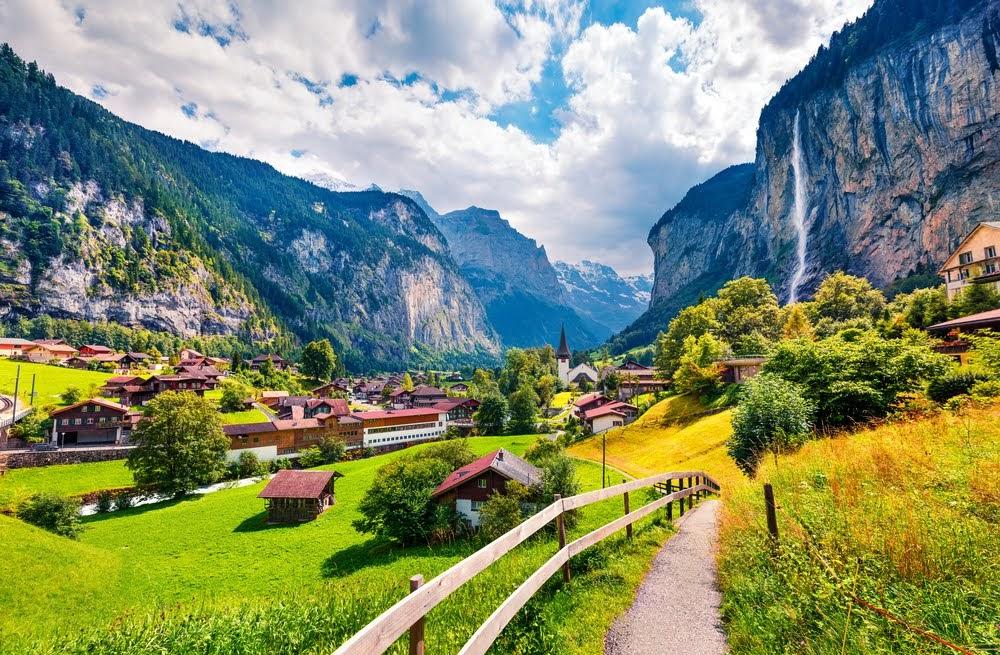 lo mejor que ver y hacer en Suiza