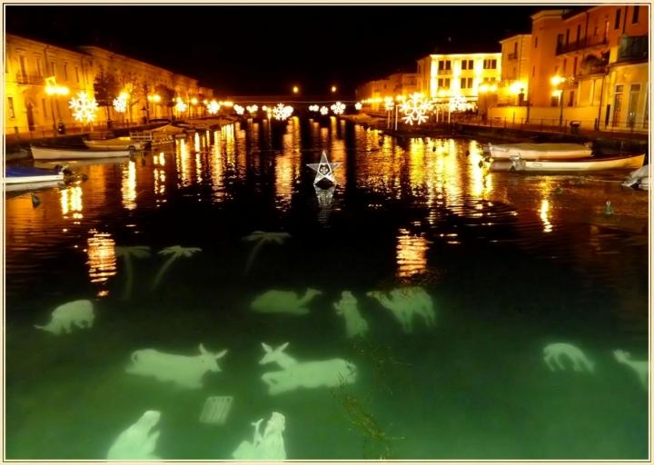 Magia nel lago . . . di Hanami