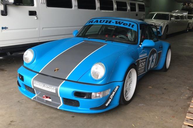 1992 Porsche RWB 911-964 Turbo Race Car Hire 2100 NW 42nd Ave