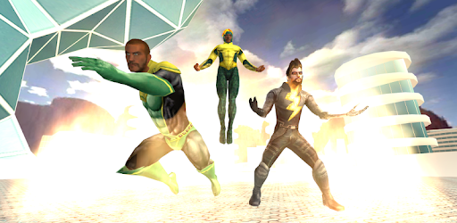 Superheroes Battleground for PC
